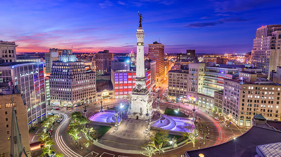 Attractions at Indianapolis